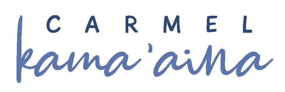 The Carmel Kama'aina